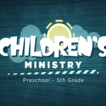 Children (Preschool thru 5th grade)